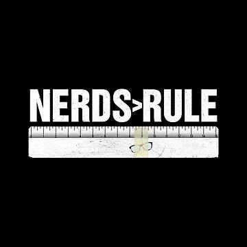 nerds rule b by filippobassano