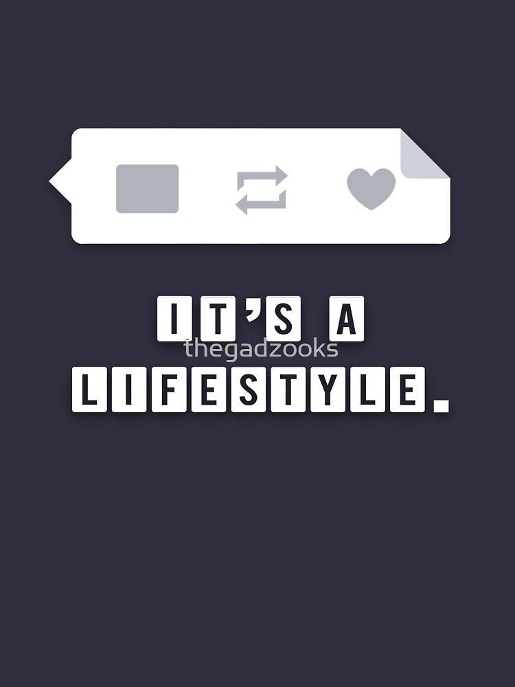 It's a Lifestyle | Unisex T-Shirt