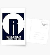 Reynholm Industries Postcards