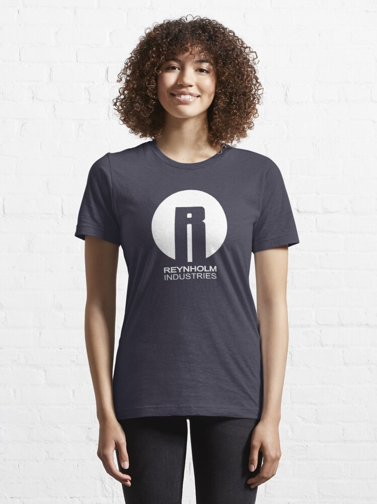 Alternate view of Reynholm Industries Essential T-Shirt