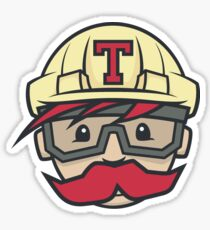 Travis CI #1 Sticker