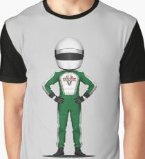 Italia Kart Graphic T-Shirt