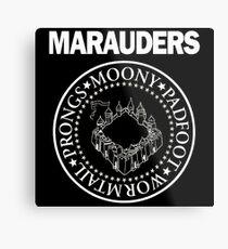 marauders Metal Print