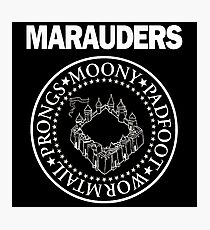 marauders Photographic Print