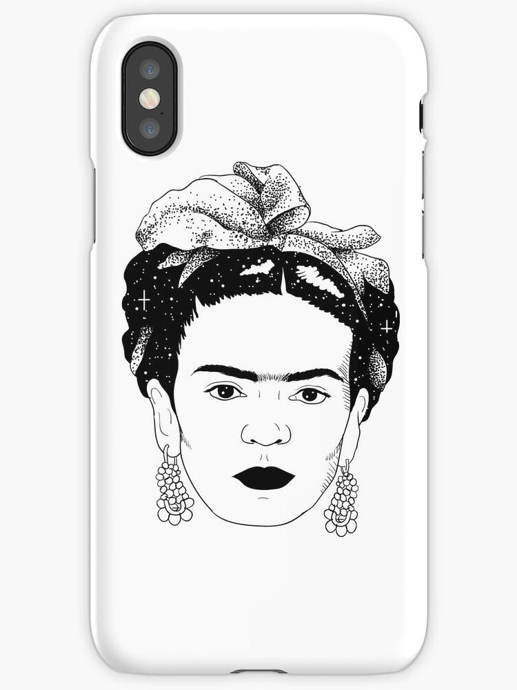 Frida by kingasart