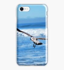 flying above the water iPhone Case/Skin