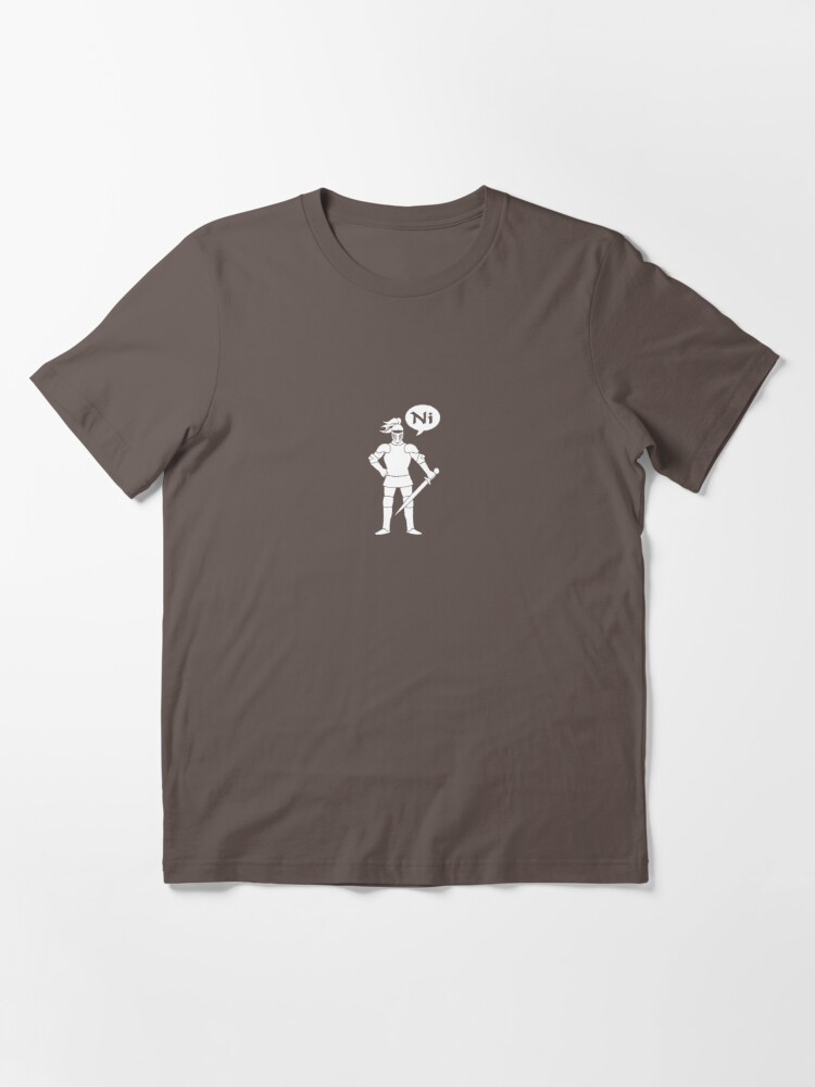 Alternate view of The Knights Who Say Ni Essential T-Shirt