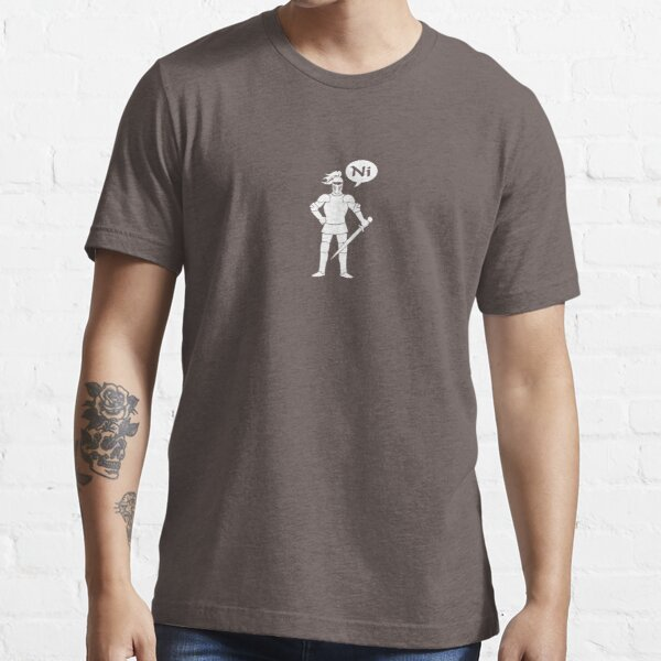 The Knights Who Say Ni Essential T-Shirt