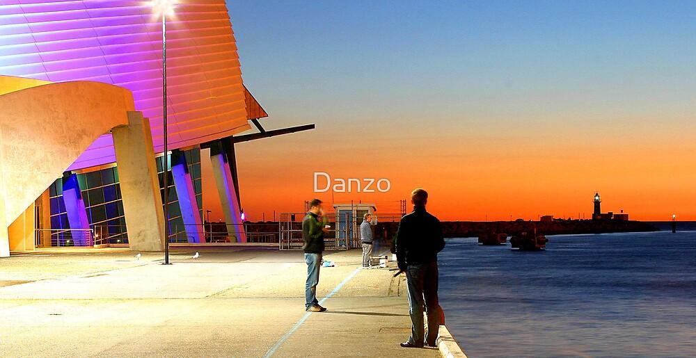 fishing by Danzo