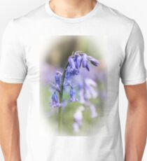 The English Bluebell Unisex T-Shirt