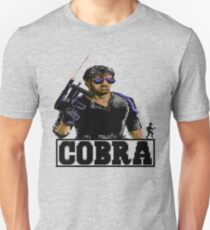 Gaming [C64] - Cobra T-Shirt