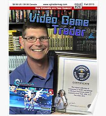 VGT Issue #26 (Summer 2013) Cover  Poster