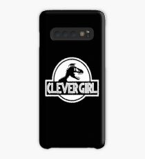 Clever Girl Case/Skin for Samsung Galaxy