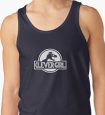 Clever Girl Tank Top
