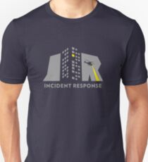 Incident reponse to the rescue! Slim Fit T-Shirt