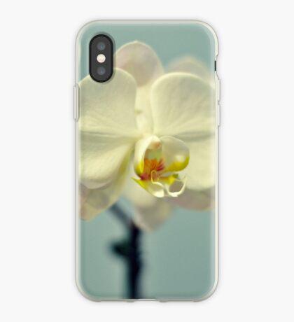 Vanilla Orchid iPhone Case