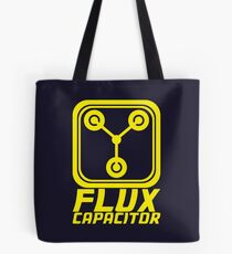 Flux Capacitor - Back to the Future Tote Bag