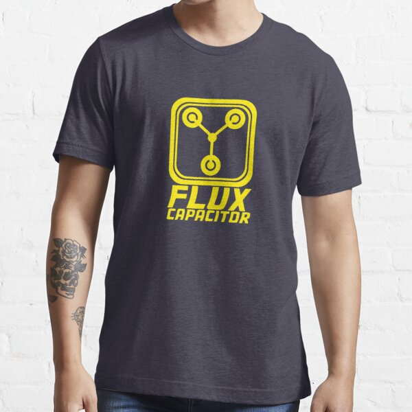 Flux Capacitor - Back to the Future Essential T-Shirt