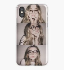 sabrina carpenter polaroids iPhone Case/Skin