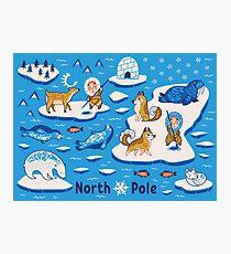 North Pole Photographic Print