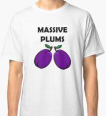 Massive Plums Classic T-Shirt