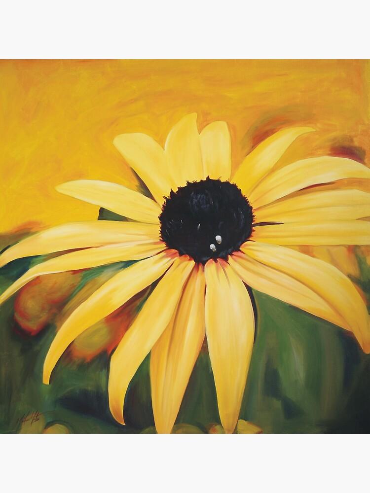 Sunny Daisy by melissamyartist