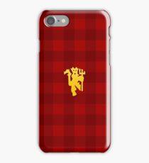 United Red Devils iPhone Case/Skin