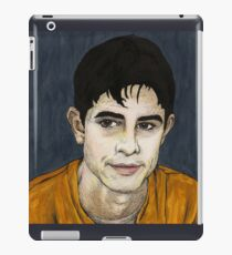 Lie to Me - Ford - BtVS iPad Case/Skin