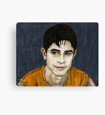 Lie to Me - Ford - BtVS Canvas Print
