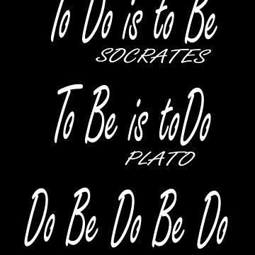 Do be Do be Do, Greek version, MUSIC, Frank Sinatra Lyrics, on BLACK by TOMSREDBUBBLE