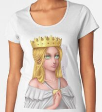 Attack on Titan - Queen Historia Reiss/Krista Lenz Women's Premium T-Shirt