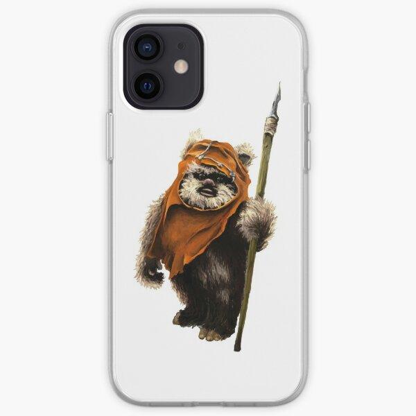 Ewok #1 iPhone Soft Case