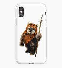 Ewok #1 iPhone Case/Skin