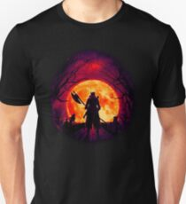 A Blood Moon's Night (Bloodborne) Unisex T-Shirt
