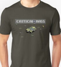 Gaming [C64] - Critical Mass Unisex T-Shirt
