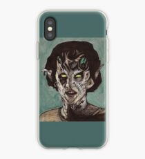 The Dark Age - Eyghon/Jenny - BtVS iPhone Case