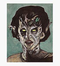 The Dark Age - Eyghon/Jenny - BtVS Photographic Print