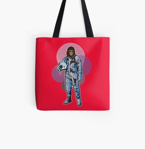Rad Rod All Over Print Tote Bag
