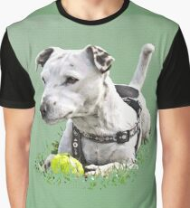 Jack : Jack Russel Terrier x Staffy Graphic T-Shirt