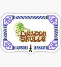 Gaming [C64] - DragonSkulle Sticker