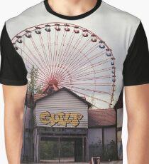 Sleeping Giant Graphic T-Shirt