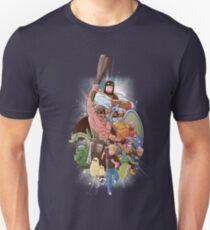 CHILDHOOD HEROES  Unisex T-Shirt