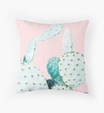 Cojín Cactus, Cactus, Impresión de cactus, Arte de cactus, Desierto, Naturaleza, Planta, Minimalista, Moderno