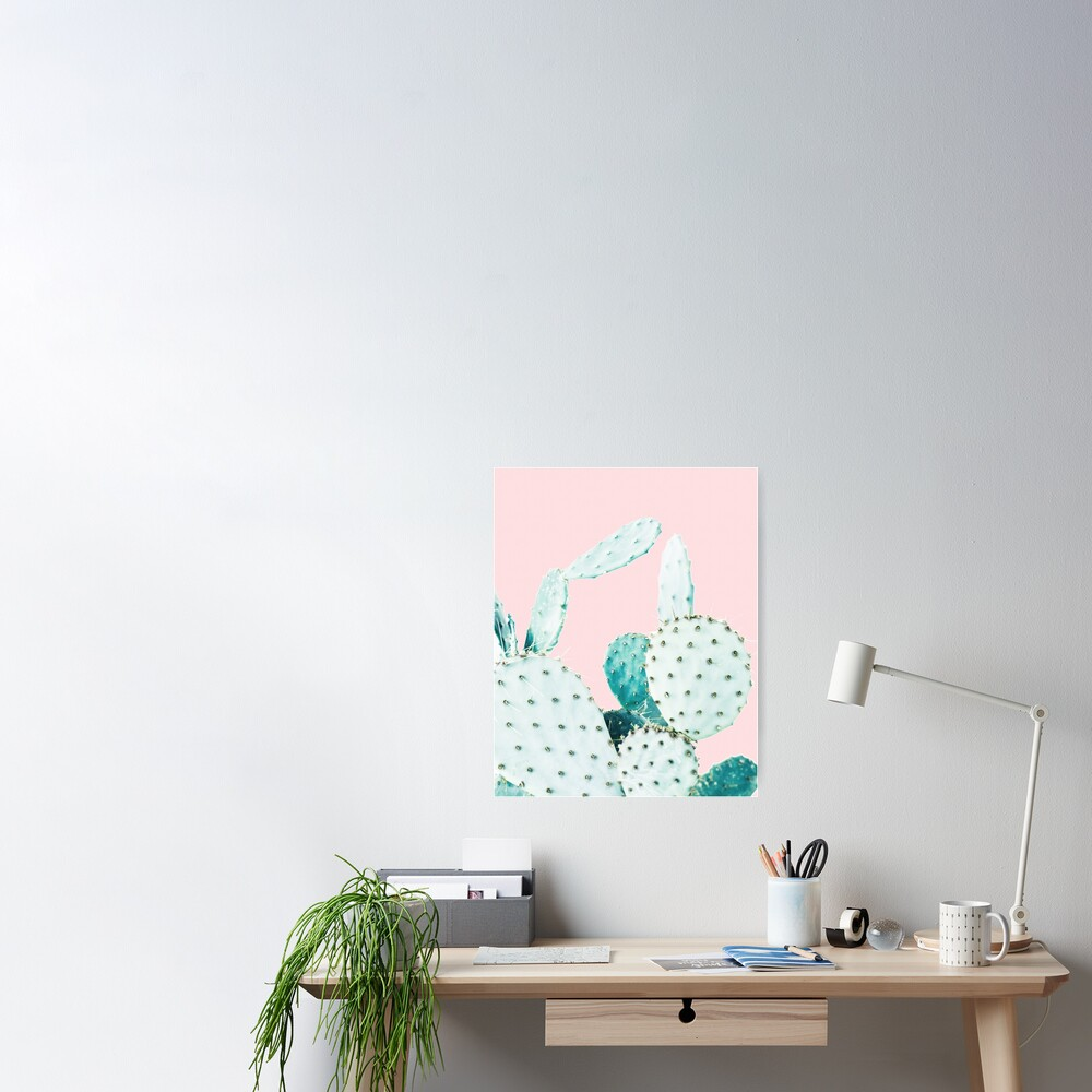 Cacti, Cactus, Cacti print, Cactus art, Desert, Nature, plant, Minimalist, Modern Poster