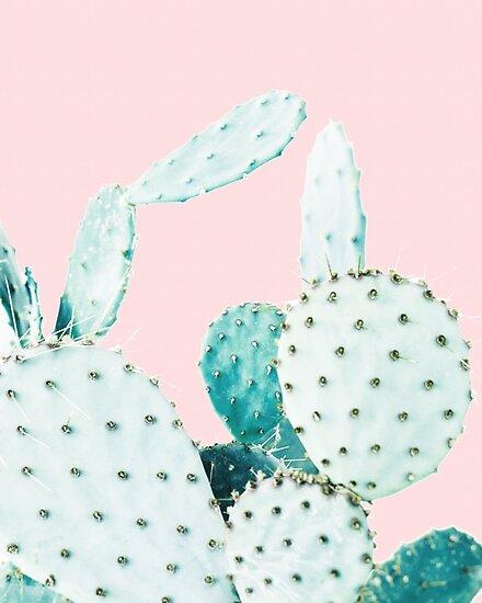 Cacti, Cactus, Cacti print, Cactus art, Desert, Nature, plant, Minimalist, Modern by Julia Emelianteva