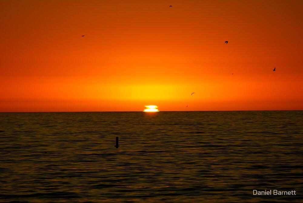 Sun Down by Daniel Barnett