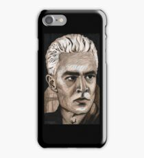 What's My Line, Part Two - Spike - BtVS iPhone Case/Skin
