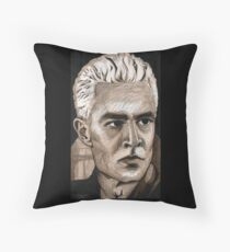 What's My Line, Part Two - Spike - BtVS Throw Pillow