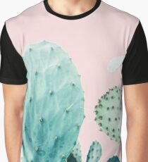 Cacti, Cactus, Cacti print, Cactus art, Desert, Nature, plant, Minimalist, Modern Graphic T-Shirt