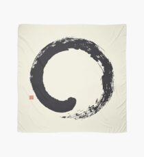Ensō / Japanese Zen Circle Tuch